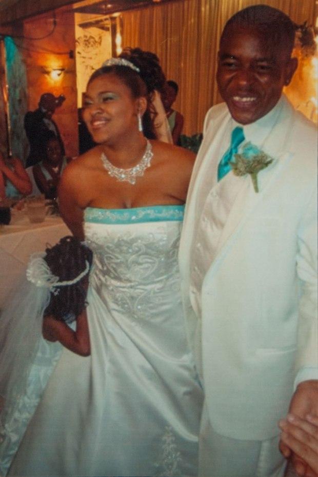 Wedding of Omar Murray and Alishia Noel-Murray