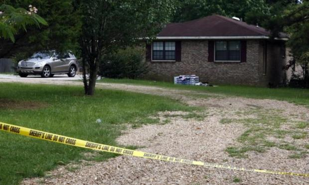 Willie Corey Godbolt shot and killed two people in this Brookhaven home1.jpg