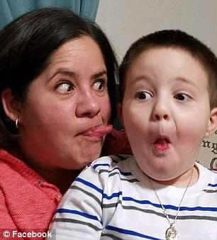 Aramazd Andressian Jr and mom Ana Estevez2.jpg