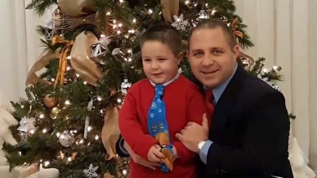 Aramazd Andressian Sr and his son4