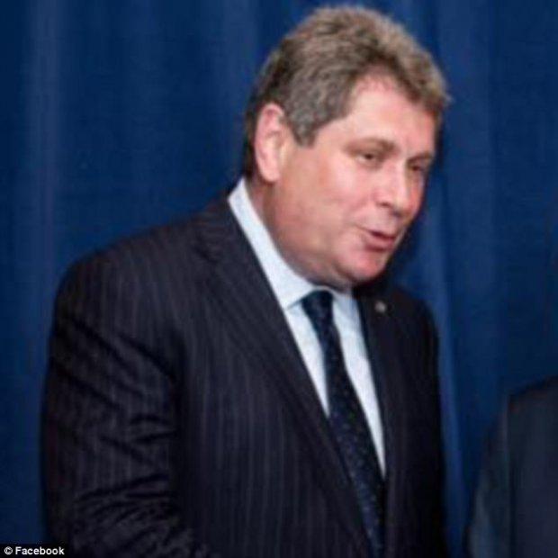 Ex New York State Assemblyman Alec Brook-Krasny