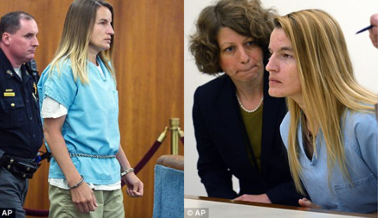 Burlington woman, Jody Herring, finally admits murdering social worker, her two cousins and her aunt after losing custody of her nine-year-old daughter
