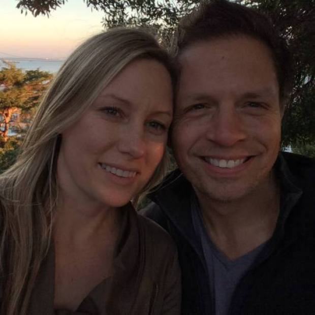 Justine Damond and Don Damond 2