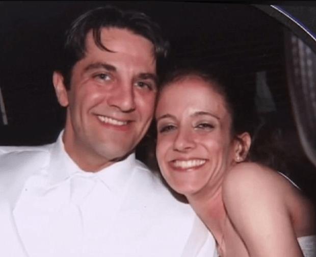 Beth wilson and her husband Paul Allen Wilson 2