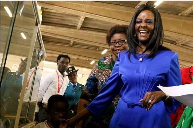 Grace Mugabe 7