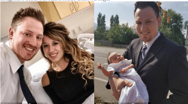 Jake wed Stephanie, in 2017 and they just had a daughter.png