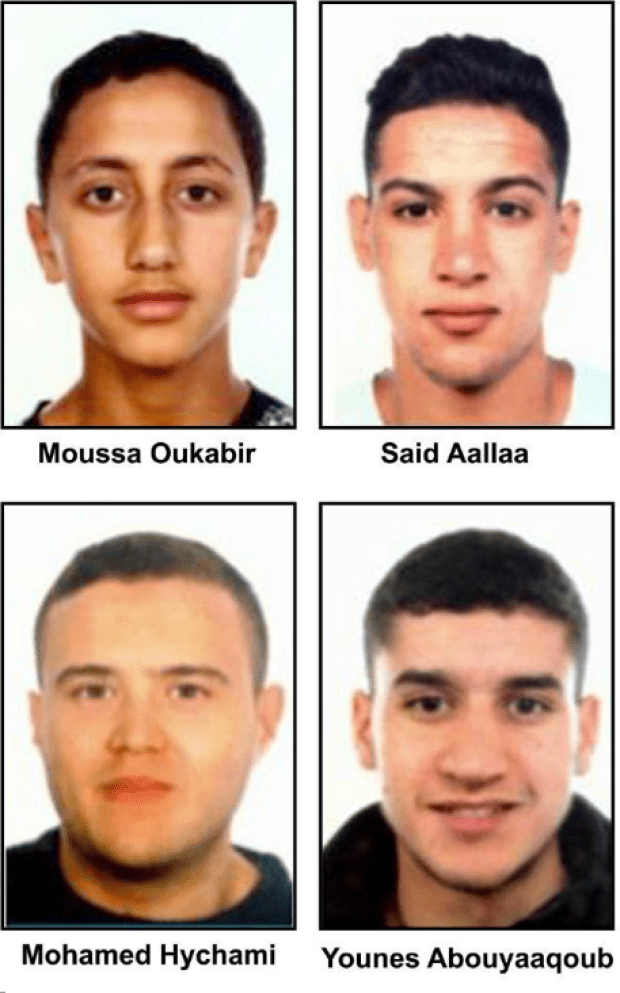 Moussa Oukabir, Said Aallaa. Mohamed Hychami and  Younes Abouyaaqoub 3.png
