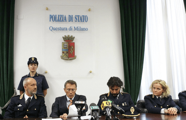 Prosecutors in Italy said Herba was linked to the 'Black Death' criminal organisation that works on the dark web.png