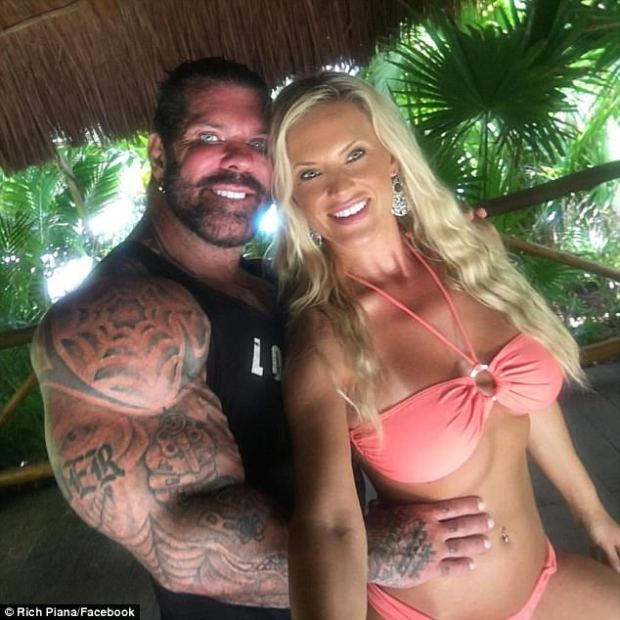 Rich Piana's and girlfriend, Chanel Jansen 2.jpg
