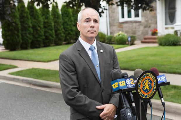 Richard LeBrun, spokesman for the Nassau County Police, said the murders were targeted and not random..jpg