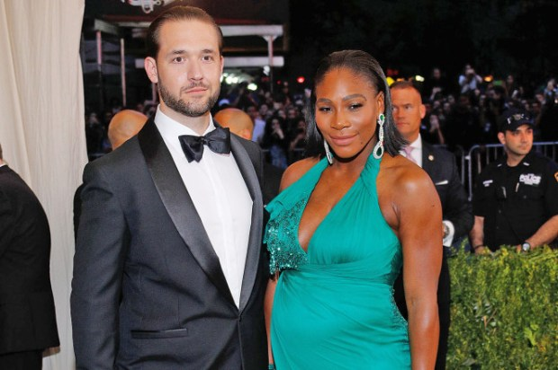 Alexis Ohanian and Serena Williams 1.jpg