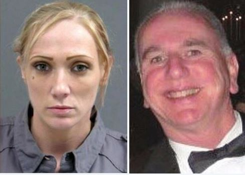 Pennsylvania woman, 33, charged with shooting  pharmacy executive in the face when he tried to evict her - Jennifer Morrissey admitted shooting 64-year-old Michael McNew