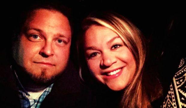 Laura Wallen and boyfriend Tyler Tessier