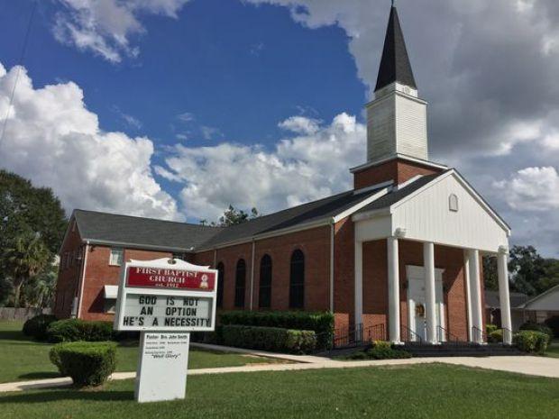 Malone Baptist church