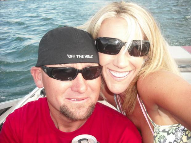 Sabrina Limon and her husband Robert Limon.