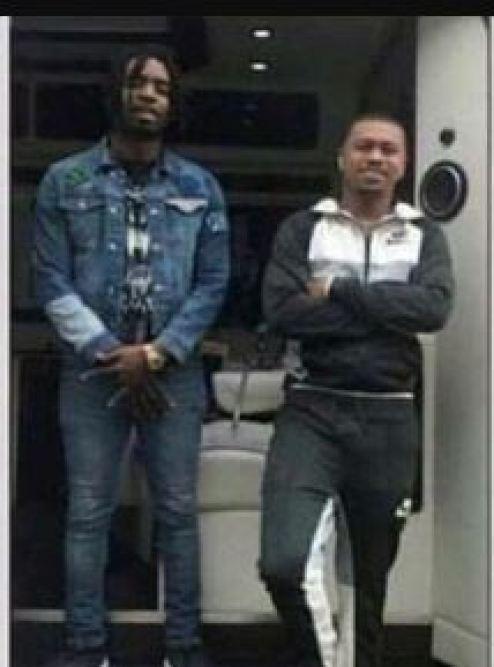Kendrick Stokes and Edward Reeves  2.JPG