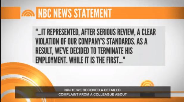 NBC statement on sacking Matt Lauer 2.png