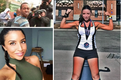 Chanel Lewis, man accused of killing Queens jogger Karina Vetrano, asked cop to 'tell my mother I'm sorry' just after his arrest - defense challenge killers confession