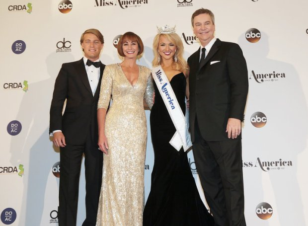 Josh Randle, Lynn Weidner, Savvy Shields and Sam Haskell appear during the 2017 Miss America Competition 1.jpeg