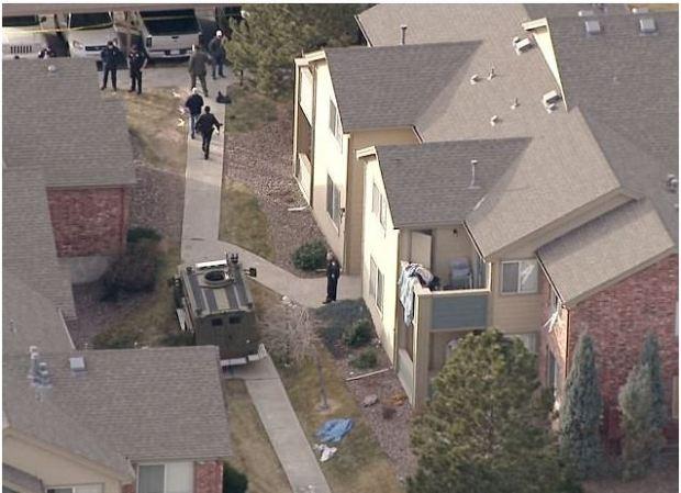 The Highlands Ranch building crime scene 1.JPG