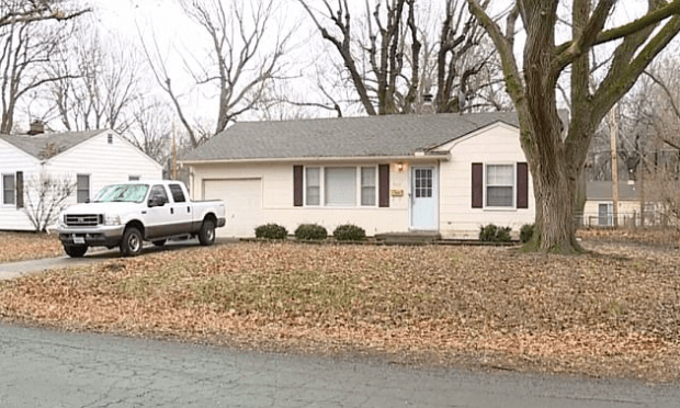 Clifton King's home in Raytown, Missouri 1.png