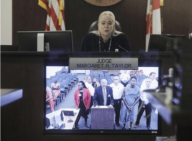 Howell Donaldson's arraignment 3