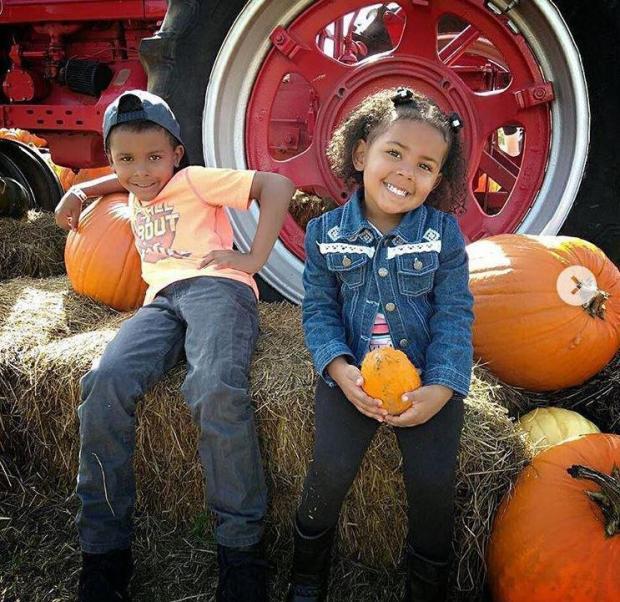 Isaiah Miller, 7, and three-year-old Iliya Miller.jpg