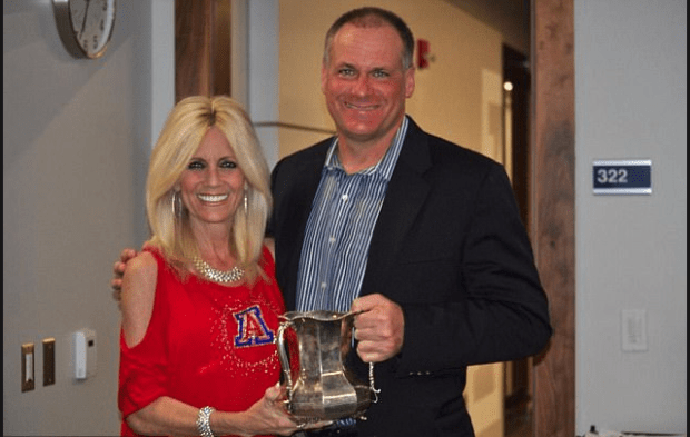 Rich Rodriguez with wife Rita 1.png