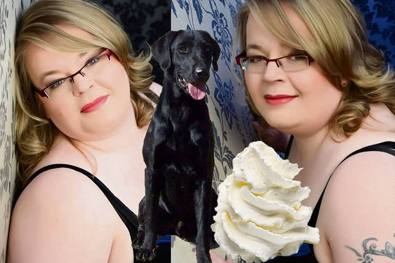 'Bestiality crazy' Suzy Cairns filmed herself having sex with her dog in sordid act, involving whipped cream