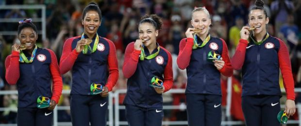 USa Olympics gymnastics team 2.jpg