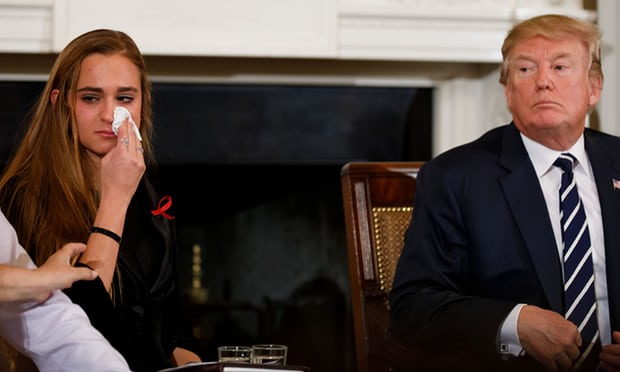 Donald Trump meets with Florida school shooting survivors 1.jpg