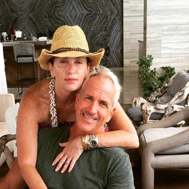 Andrea Greenberg [left], and boyfriend Alejandro Aparicio 1