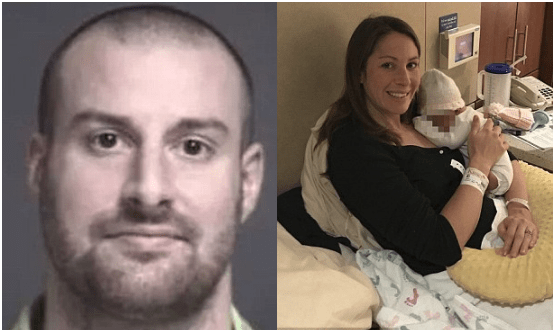 Respected Ohio chiropractor, Jason Bittner, charged with felonious assault  for allegedly beating three-month-old daughter leaving her with brain injuries and 28 rib fractures
