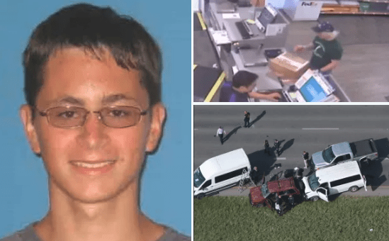 Profile of a killer - Mark Conditt, the Austin bomber, was motivated by 'personal challenges'