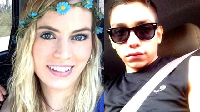 Student's death in upstate NY sparks international manhunt for ex-boyfriend who fled the U.S. - after Haley Anderson's body was found inside an off-campus residence Friday