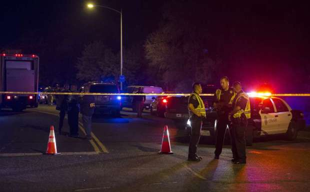 Police infvestigate 4th bombing in Austin , TX 2