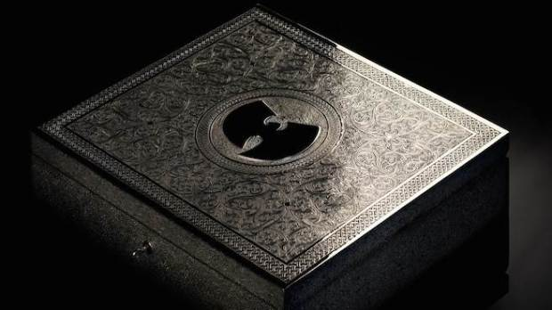"new Wu-Tang Clan album, ""Once Upon a Time in Shaolin."".jpg"