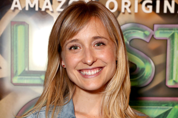 'Smallville' actress Allison Mack arrested in upstate New York sex cult case! Faces multiple sex trafficking charges