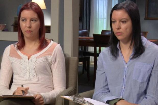 Amanda and Sara Eldritch 1