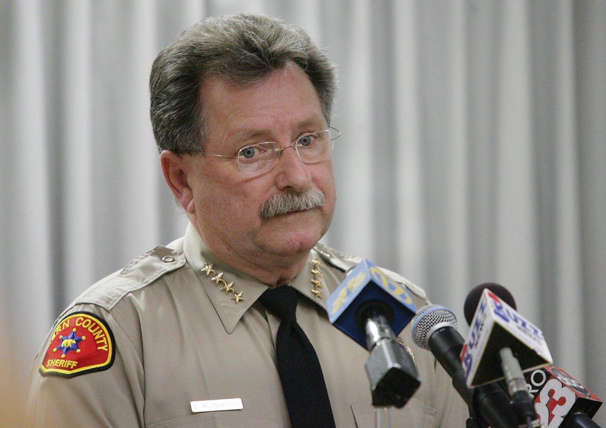 Donny Youngblood – Kern County Sheriff 1