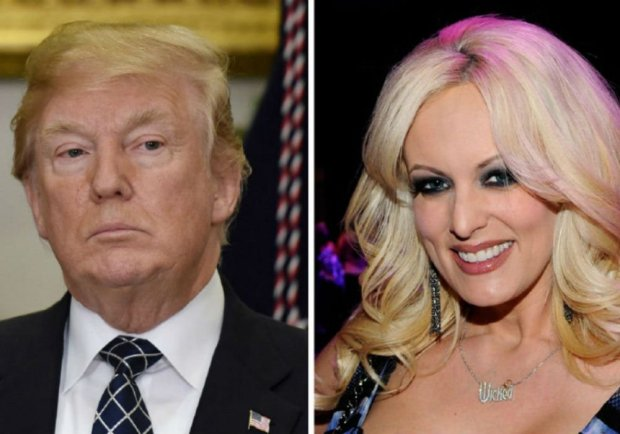Donald Trump and Stormy Daniels 2