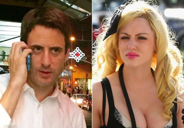 Shawn Cohen [left] and Gabi Grecko [right] 1