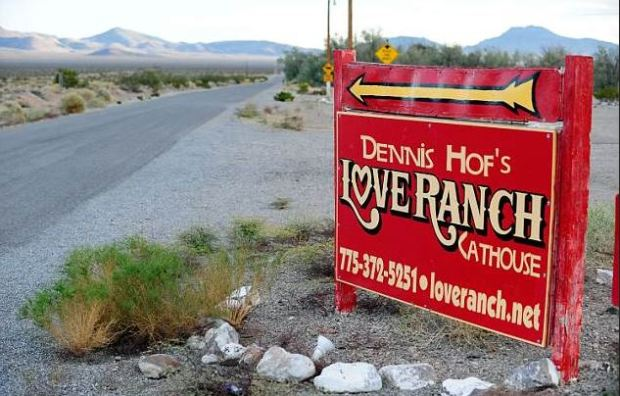 Dennis Hof's Love Ranch brothel 2