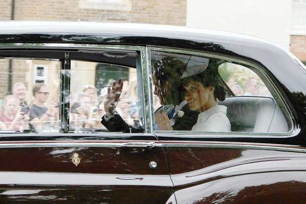 Prince Harry and Meghan depart for the Ascot 1.jpg