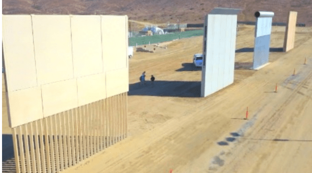 Samples of proposed border walls .png