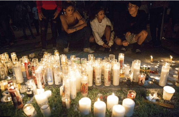 Vigil for XXXTentacion in Deerfield Beach, Fla, June 19.png