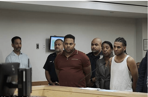 As 'video surveillance and witnesses link' Trinitarios gang boss, Diego Suero, 29,  to fatal machete attack on 15-year-old Lesandro Guzman-Feliz in the Bronx - 'Streets' turn on killer crew who have brought heat on Latin gangs in NY area