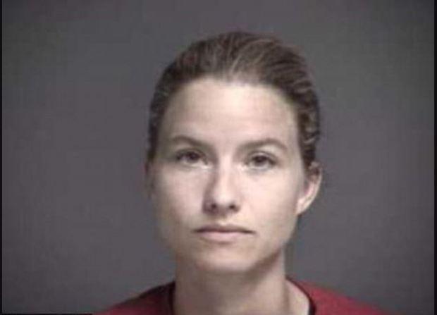 Melissa Bergman mugshot 3
