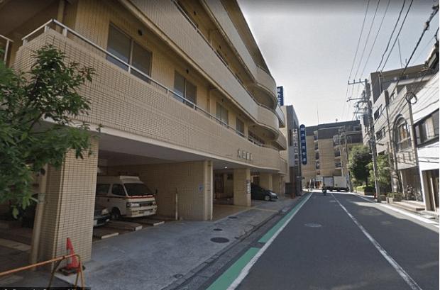 Ogumi Hospital, Tokyo 1.png