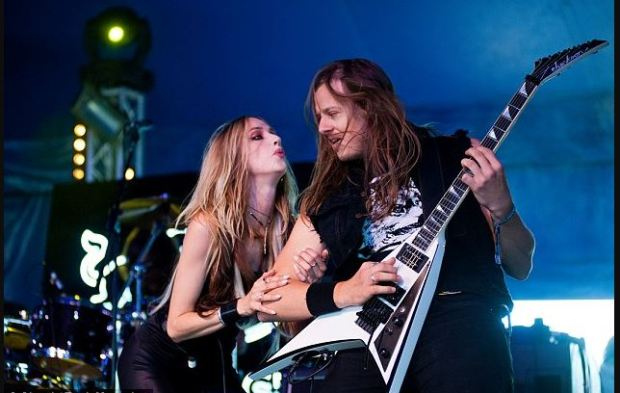 Blake Meahl and Jill Janus 2